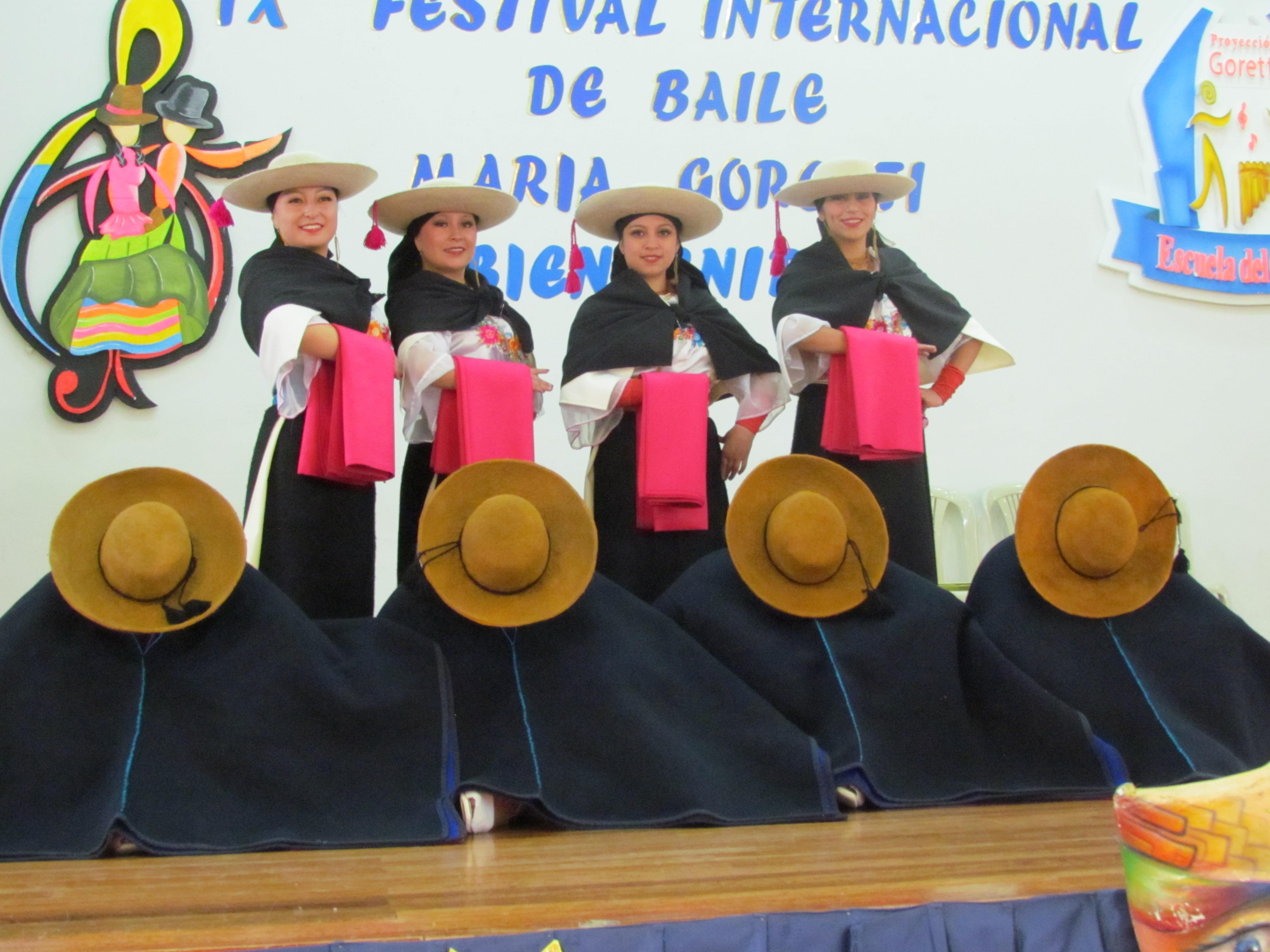 Representantivo de Ecuador