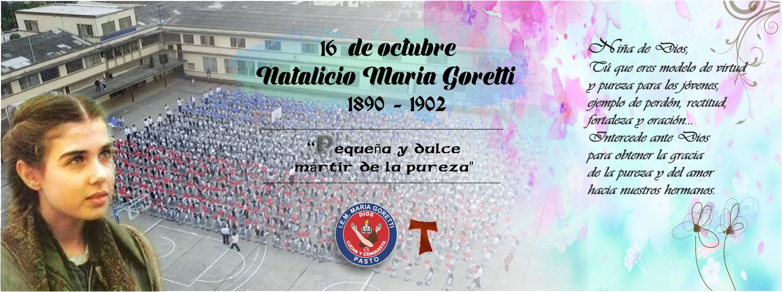 Natalicio St. María Goretti
