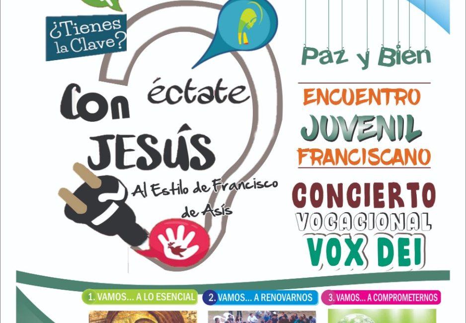 Encuentro Juvenil Franciscano
