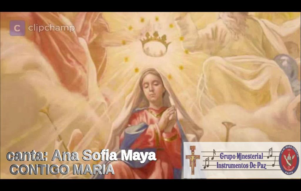 Serenata a la Virgen María