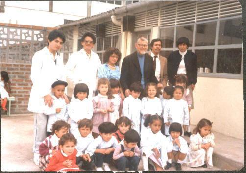 Padre Guillermo 005_I Semestre 1985 Mireya Villarreal