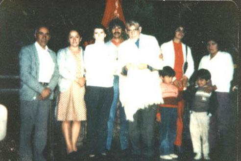 Padre Guillermo 008_23 Julio de 1986 Carchi Ecuador  Antonio Ayala