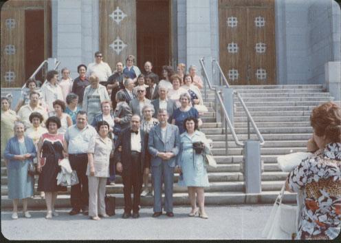 Padre Guillermo 008_Familiares y amigos Italia 1978  Antonio Ayala