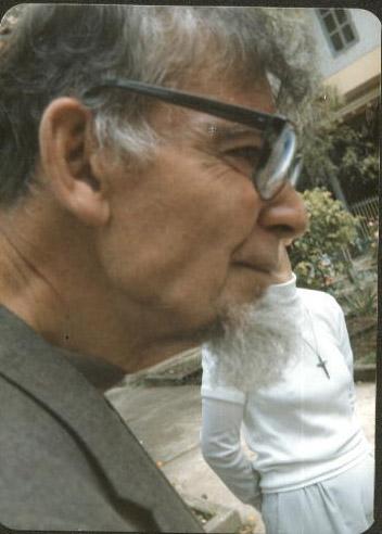 Padre Guillermo 008_Febrero 1986 Busto Antonio Ayala